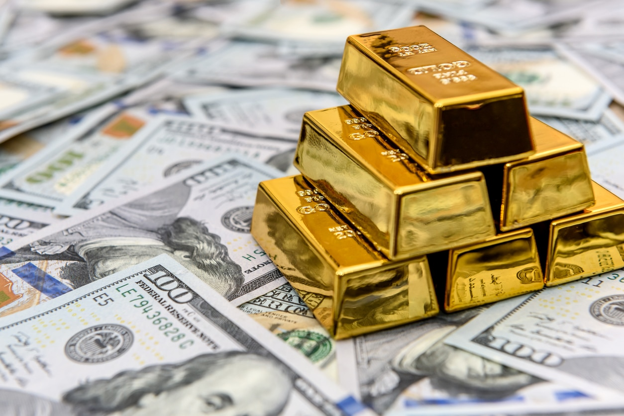 Gold in your retirement account