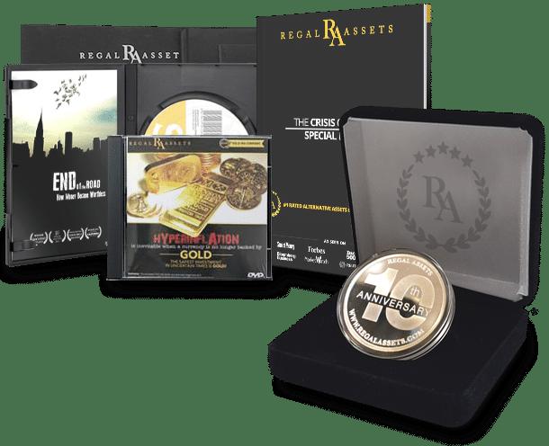 Gold IRA Investor Kit