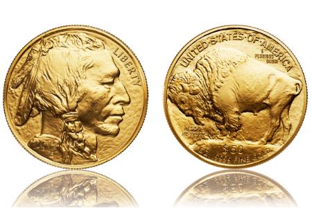 Gold Buffalo Bullion Coins